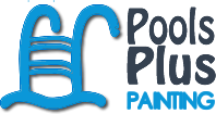Pools Plus Painting Logo